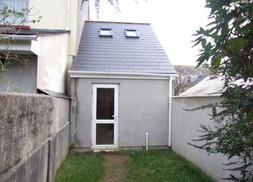 Thumbnail 1 bed end terrace house for sale in Peverell, Plymouth, Devon