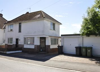 Thumbnail 4 bed detached house to rent in Causey Lane, Pinhoe, Exeter