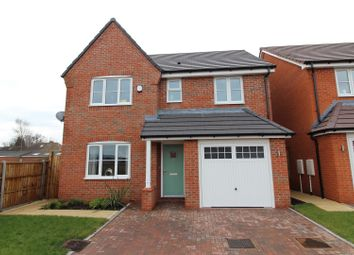 Thumbnail 4 bed detached house for sale in Mercer Close, Bromsgrove
