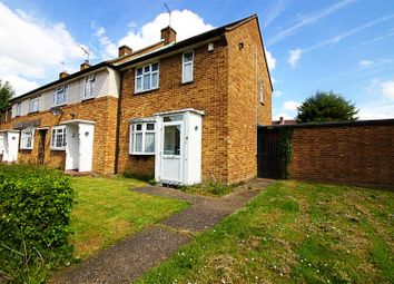 Thumbnail 2 bed end terrace house for sale in Leven Drive, Cheshunt, Waltham Cross