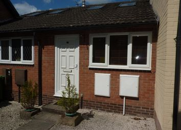 Thumbnail 1 bed terraced house to rent in Gains Avenue, Bicton Heath, Shrewsbury