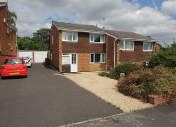 Thumbnail 3 bed semi-detached house for sale in Dodd Avenue, Wells