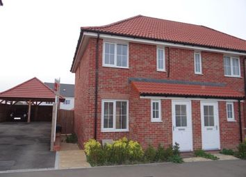 Thumbnail 2 bed terraced house for sale in Central Boulevard, Aylesham, Canterbury, Kent
