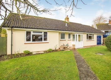 Thumbnail 2 bed detached bungalow for sale in Collyers Rise, Fontmell Magna, Shaftesbury