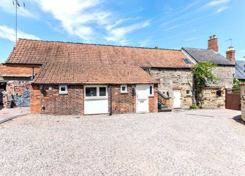 Thumbnail 4 bed barn conversion for sale in Ringstead Road, Kettering, Northamptonshire