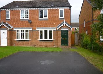 Thumbnail 3 bedroom semi-detached house to rent in St. Aubin Drive, Dawley Bank, Telford