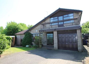 Thumbnail 4 bed detached house for sale in Monsaldale Close, Burton-On-Trent