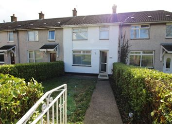 Thumbnail 3 bed terraced house to rent in Castlemara Drive, Carrickfergus