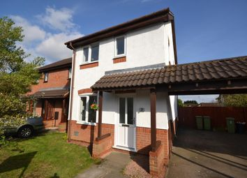 Thumbnail 2 bed end terrace house for sale in Denchworth Court, Emerson Valley, Milton Keynes, Buckinghamshire
