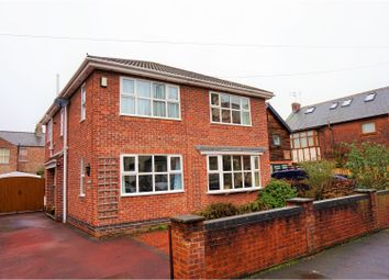 Thumbnail 4 bed detached house for sale in 43 Bootham Crescent, York