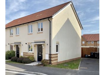 2 bed end terrace house for sale in Alberta Way, Kings Down, Bridgwater TA6