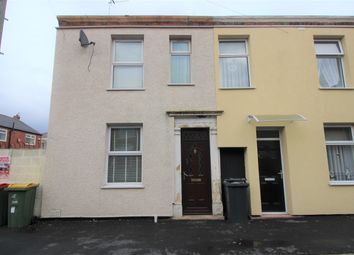 Thumbnail 3 bed end terrace house for sale in Eccles Street, Preston