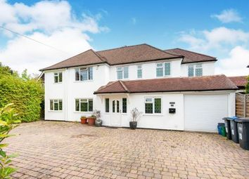 Thumbnail 4 bedroom detached house for sale in Kearton Close, Kenley, Surrey