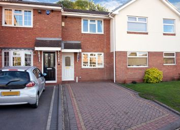 Thumbnail 2 bed terraced house for sale in Sorrel Drive, Kingsbury