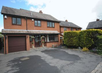 Thumbnail 4 bed detached house for sale in High Street, Stramshall, Uttoxeter