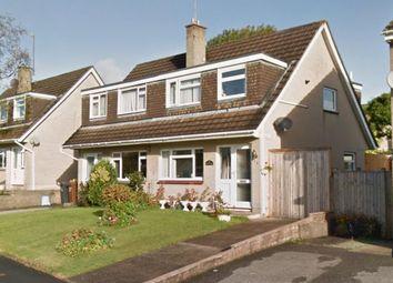 3 bed semi-detached house to rent in Julian Road, Ivybridge PL21