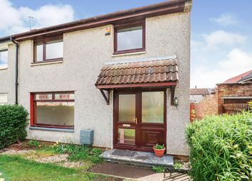 Thumbnail 3 bed end terrace house for sale in Scott Road, Glenrothes, Fife