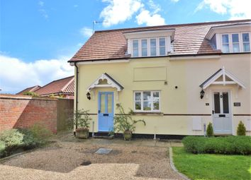 Thumbnail 2 bedroom cottage for sale in Old School Drive, Reydon, Southwold