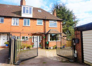 Thumbnail 4 bed semi-detached house for sale in Geoffrey Avenue, Leek