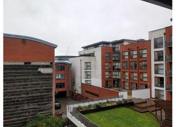 Thumbnail 2 bed flat to rent in 58 Sherborne Street, Birmingham