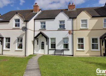 Thumbnail 2 bed town house for sale in 7 Hawthorn Crescent, Ballyhalbert BT22, Ballyhalbert,