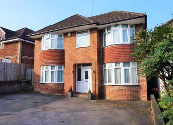 Thumbnail 4 bed detached house for sale in Lordswood Road, Southampton