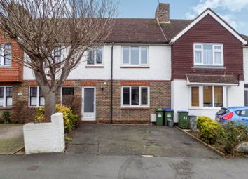 Thumbnail 3 bed terraced house for sale in Vale Road, Seaford
