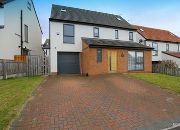 Thumbnail 5 bed detached house for sale in Paddock Lane, New Silksworth, Sunderland