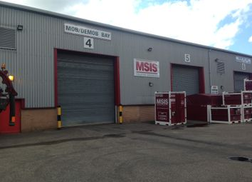 Thumbnail Light industrial to let in Unit 8, Kirkwood Commercial Park, Inverurie