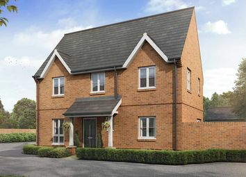 """""""The Langham"""" at Boorley Green, Winchester Road, Botley, Southampton, Botley SO32. 3 bed semi-detached house for sale"""