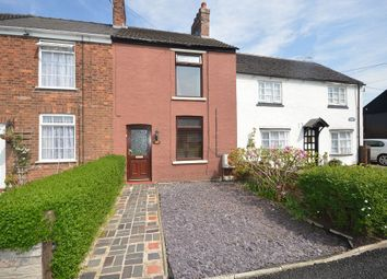 Thumbnail 2 bed terraced house to rent in Waterloo Road, Haslington, Cheshire