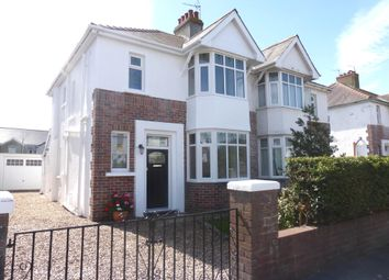 Thumbnail 3 bedroom semi-detached house for sale in Nicholls Avenue, Porthcawl