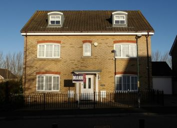 Thumbnail 5 bed property to rent in Bogarde Drive, Wainscott, Rochester