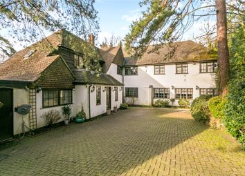 Thumbnail 7 bed detached house for sale in The Woods, Northwood, Middlesex