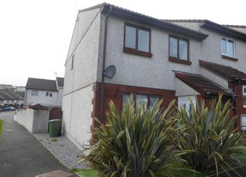 Thumbnail 3 bed property to rent in Coombe Way, Plymouth