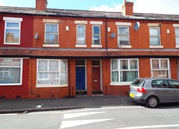 Thumbnail 3 bedroom terraced house for sale in Crondall Street, Manchester, Greater Manchester