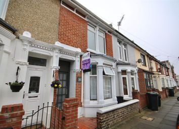 Thumbnail 4 bedroom terraced house to rent in Orchard Road, Southsea