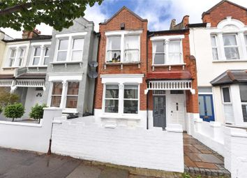 Thumbnail 2 bed maisonette for sale in Brookwood Road, Southfields, London