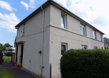 Thumbnail 1 bed flat for sale in Stirling Road, Camelon, Falkirk