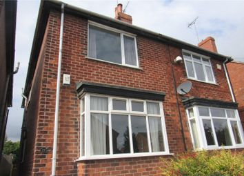 Thumbnail 2 bed semi-detached house for sale in Yorke Street, Mansfield Woodhouse, Nottinghamshire