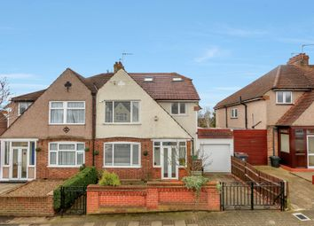 Thumbnail 6 bed semi-detached house for sale in Kynaston Road, Bromley
