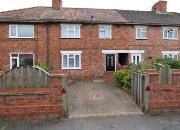 Thumbnail 3 bed terraced house for sale in Haig Road, Moorends, Doncaster