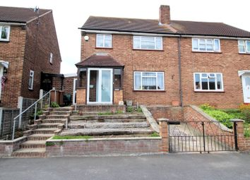Thumbnail 3 bed semi-detached house for sale in Cotswold Close, Barnehurst, Kent
