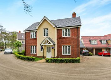 Thumbnail 5 bedroom detached house for sale in Anvil Way, Kennett, Newmarket, Suffolk