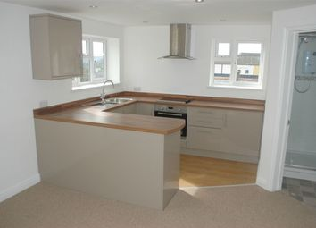 Thumbnail 2 bed flat for sale in Church Street, Trewoon, St. Austell