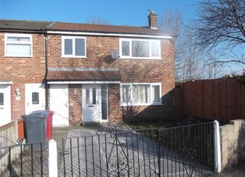 Thumbnail 3 bed terraced house to rent in Logwood Road, Huyton, Liverpool