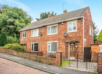 Thumbnail 3 bed semi-detached house for sale in Hill Top, Blaydon-On-Tyne, Tyne And Wear