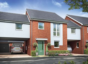 "Thumbnail 3 bed terraced house for sale in ""The Spectra"" at Wood View, Grays"