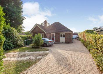 Comptons Lane, Horsham RH13. 4 bed detached bungalow