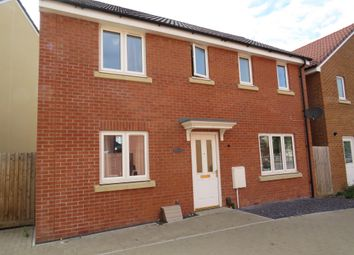 Thumbnail 3 bed detached house for sale in Rodsley Walk, Trowbridge